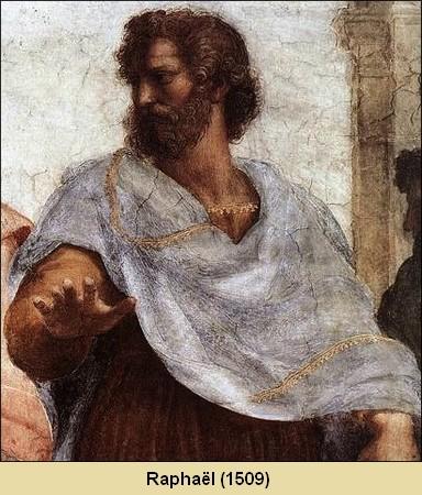 ARISTOTE Philosophe grec du IVe siècle av. J.-C., j'ai été l'élève de Platon et le maître d'Alexandre le Grand.
